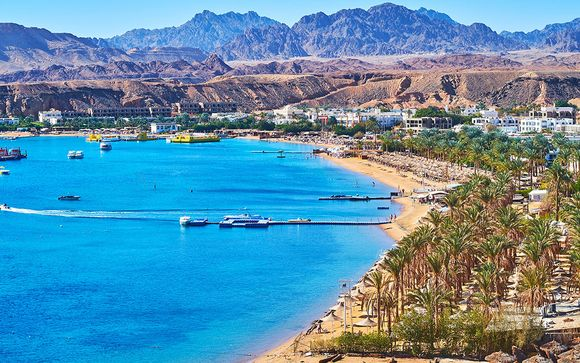 Welkom in ... Sharm-el-Sheikh!