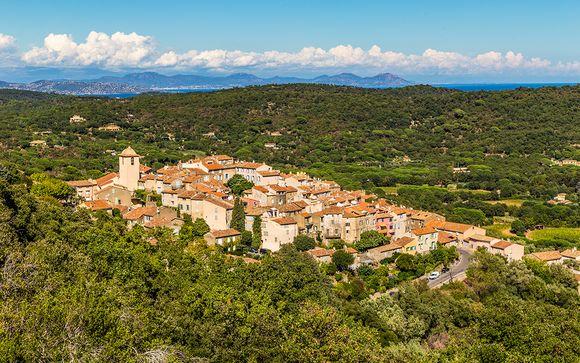 Welkom aan de Côte d'Azur...