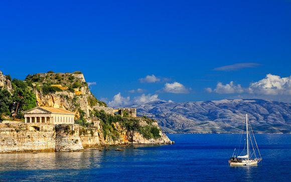 Welkom op... Corfu