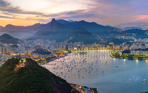 Destination...Rio de Janeiro