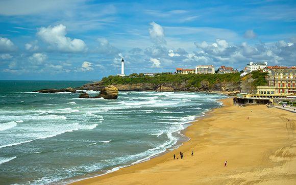 Destination...Biarritz
