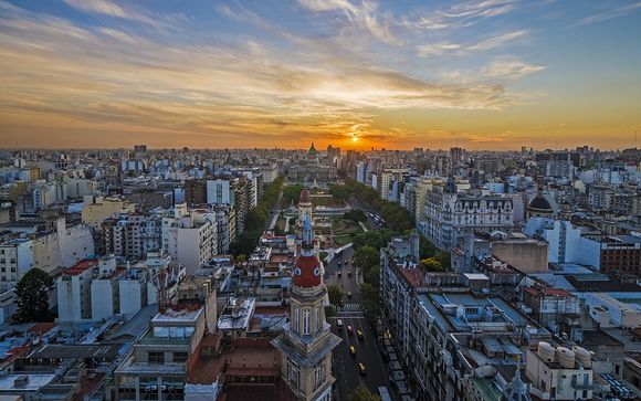 Destination...Buenos Aires