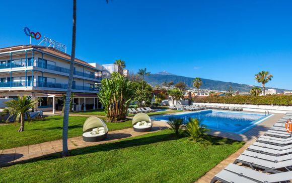Weare La Paz Hotel 4*