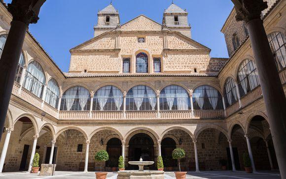 MS Palacio De Úbeda 5*