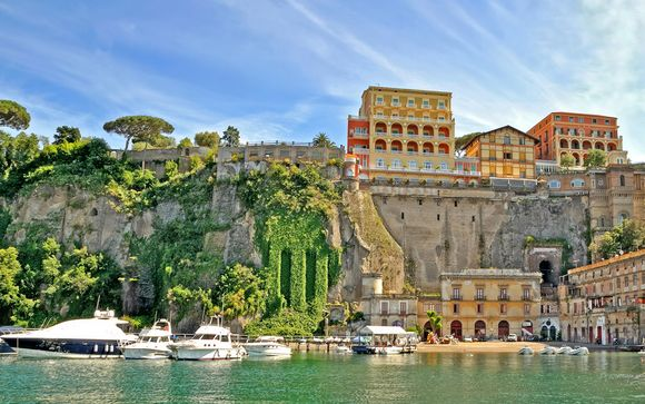 Destination...Sorrento