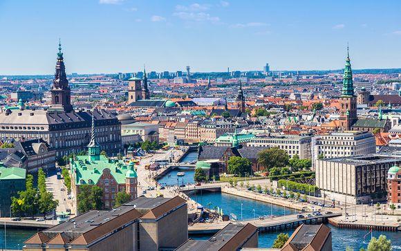 Destination...Copenhague