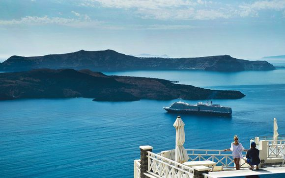 Destination...Santorini