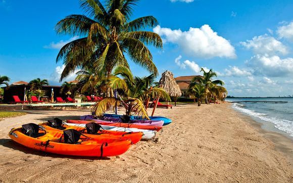 Destination...Belize