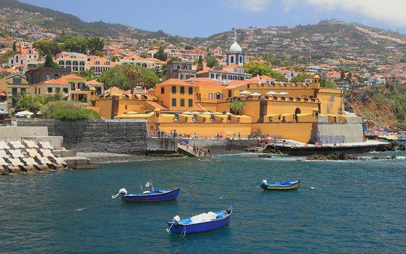 Destination...Funchal