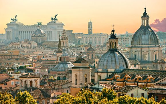 Destination...Rome