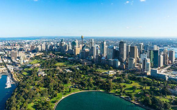 Destination...Sydney