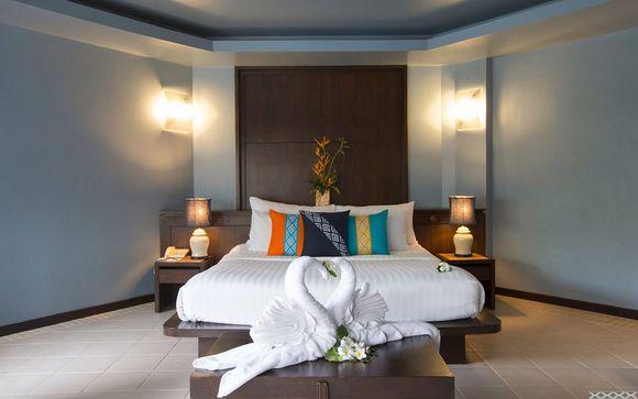 Optional Peace Laguna Resort & Spa Stopover