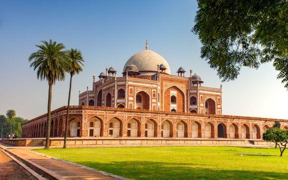 Destination...New Delhi