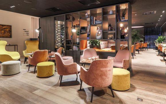 Radisson Blu Hotel Bruges 4*