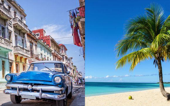 Hotel Nacional de Cuba & Grand Memories Cayo Santa Maria 5*