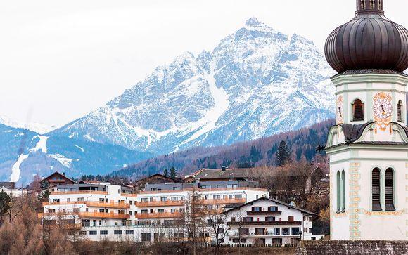Gastro Spa Break in Tyrol