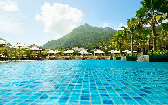 Enchanted Island Resort 5* & H Resort Beau Vallon Beach 5*