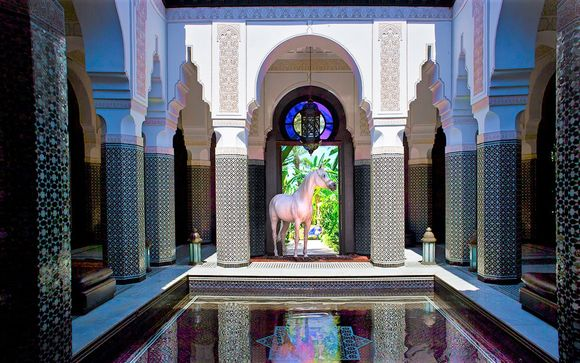 Luxury Collection: Lavish Design with Magnificent Stables