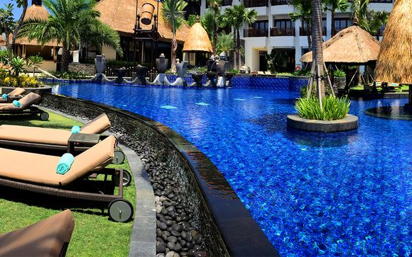 Holiday Inn Resort Bali Benoa 5*