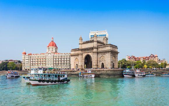 Mumbai Tour & DoubleTree by Hilton Dubai Business Bay 4*