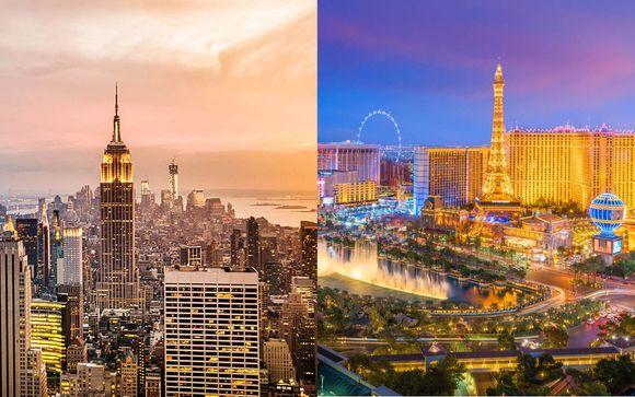 The Stewart NYC 4*, The Venetian Las Vegas 5* & Optional Miami