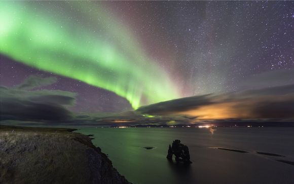Golden Circle Spa & Northern Lights