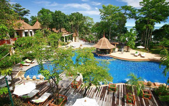 Crown Lanta Resort & Spa 4*