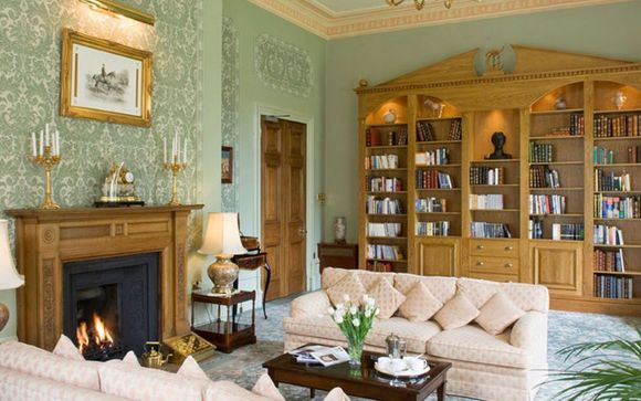 Tre-Ysgawen Hall Country House Hotel & Spa 4*