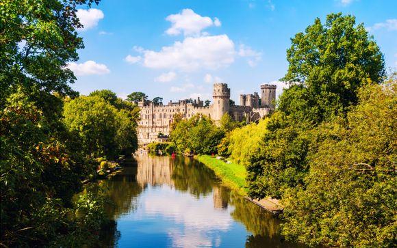 Destination...Warwickshire