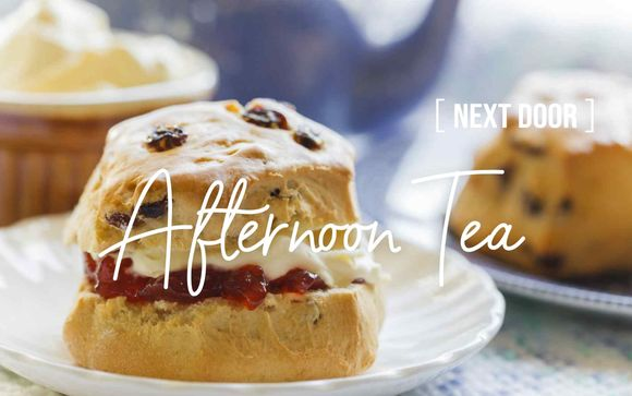 Your Traditional Afternoon Tea