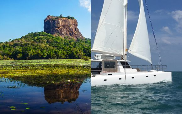 Sri Lanka's Highlights, Sailing & Beach Bliss