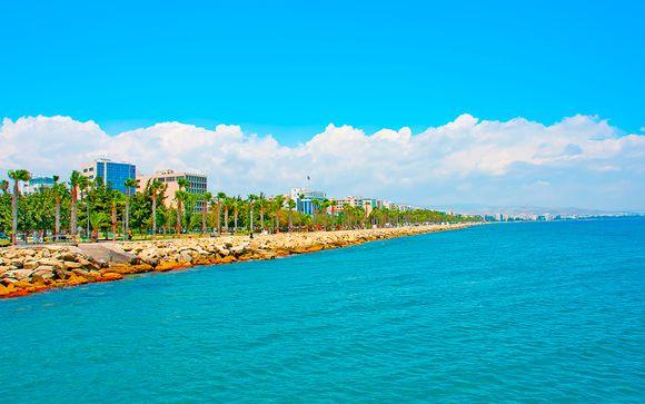 Destination...Limassol, Cyprus