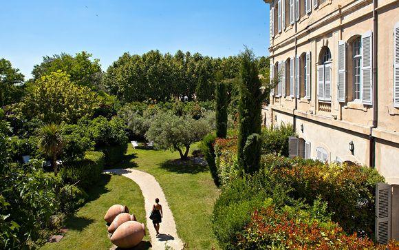 Chateau de Mazan Hotel 4*