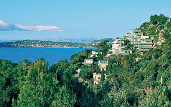 Hill Retreat near Monaco