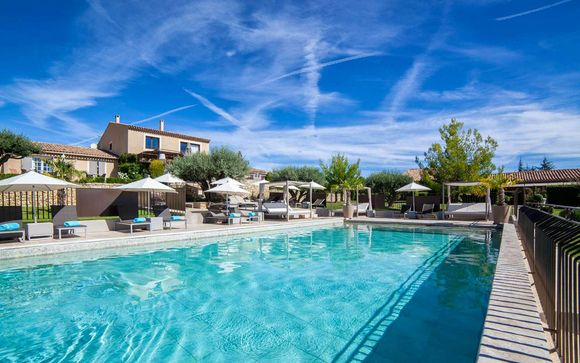 Luxury Four-Star Hotel & Spa in Provence