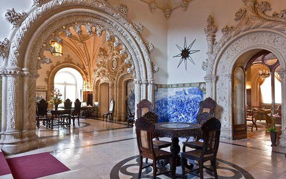 Bussaco Palace Hotel 5*
