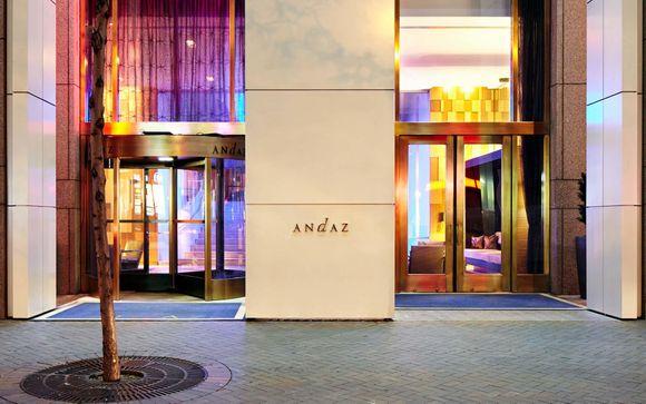 Andaz Wall Street Hotel