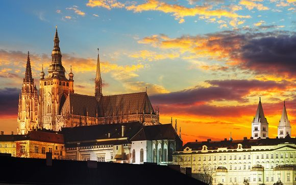 Destination...Prague, Castle