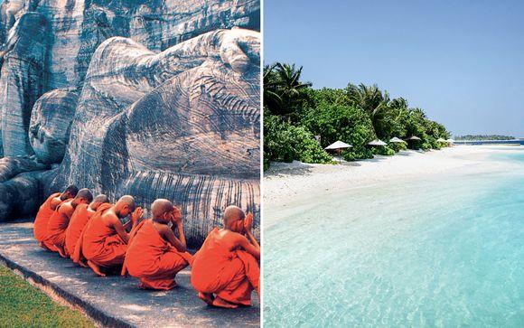 Sri Lanka Tour &  Ellaidhoo Maldvies by Cinnamon