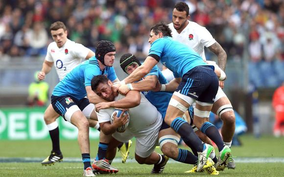 Thrilling 6 Nations Match and Rome Stay