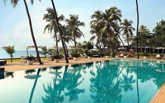 Novotel Juhu Beach Hotel, Mumbai