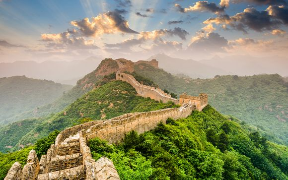 Discover the Magic of China in 8 Nights