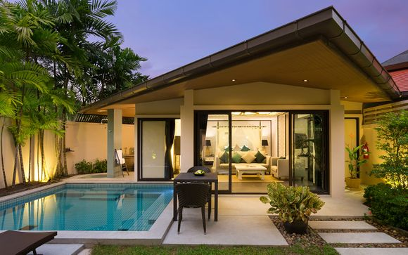 Dewa Phuket Resort & Optional Bangsak Merlin 5*