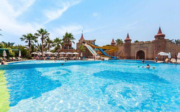 Luxury Resort on Turkish Riviera