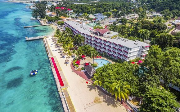 All Inclusive Stay with Private Beach Access