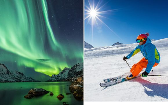 North Iceland Ski & Northern Lights Tour 4*