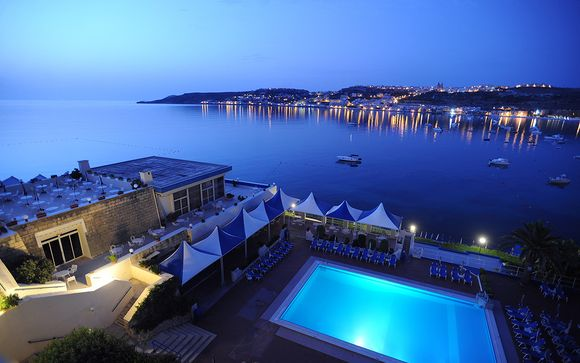 Mellieha Bay Hotel 4*