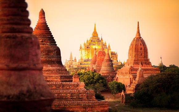 Option 3 (Mandalay - Paung Pyin - Bagan): 12 Nights starting on 11th August