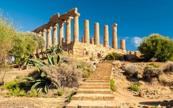 Sicilian & Malta Tour