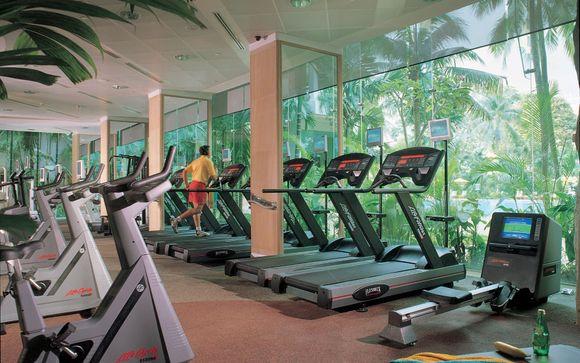 Shangri-La Hotel Singapore 5*